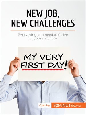 cover image of New Job, New Challenges