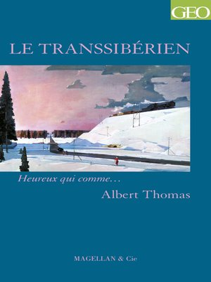 cover image of Le Transsibérien