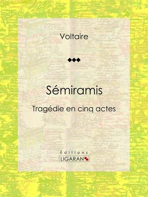 cover image of Sémiramis