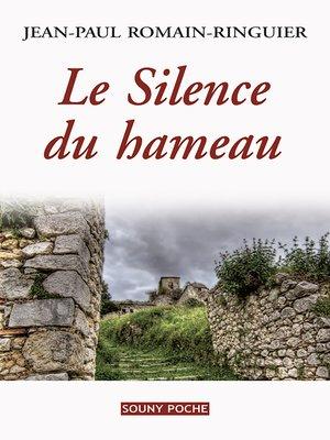 cover image of Le Silence du hameau
