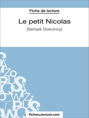 cover image of Le petit Nicolas