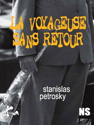 cover image of La voyageuse sans retour