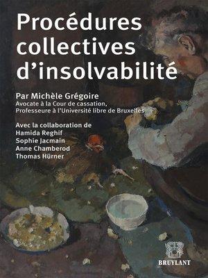 cover image of Procédure d'Insolvabilité et Garanties