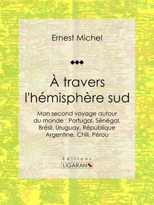 cover image of À travers l'hémisphère sud