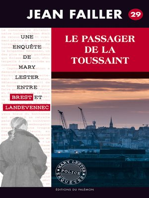 cover image of Le Passager de la Toussaint