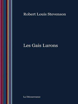 cover image of Les Gais Lurons