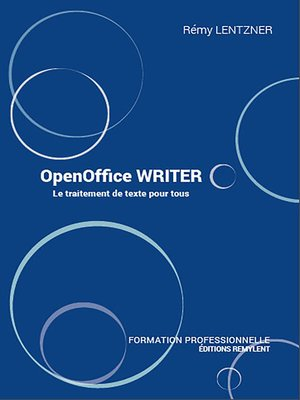 cover image of OpenOffice WRITER