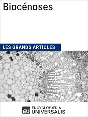 cover image of Biocénoses