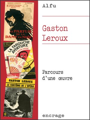 cover image of Gaston Leroux