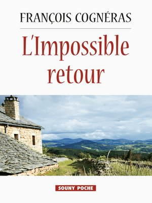 cover image of L'Impossible retour