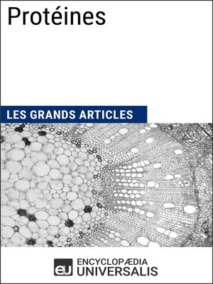 cover image of Protéines