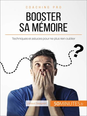 cover image of Booster sa mémoire