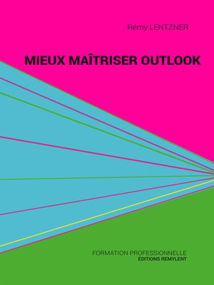 cover image of Mieux maîtriser Outlook