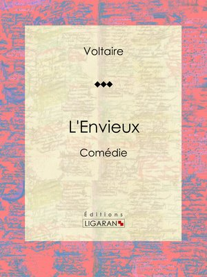 cover image of L'Envieux