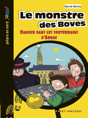 cover image of Le monstre des Boves