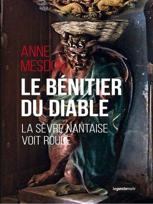 cover image of Le bénitier au diable