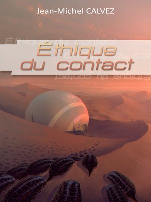 cover image of Ethique du contact