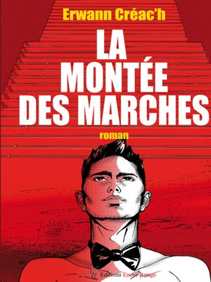 cover image of La montée des marches