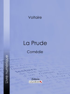 cover image of La Prude