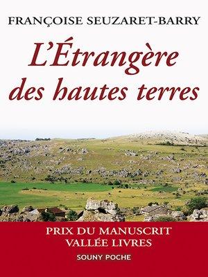 cover image of L'Étrangère des hautes terres