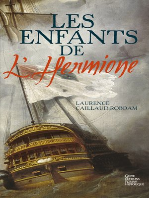 cover image of Les enfants de l'Hermione