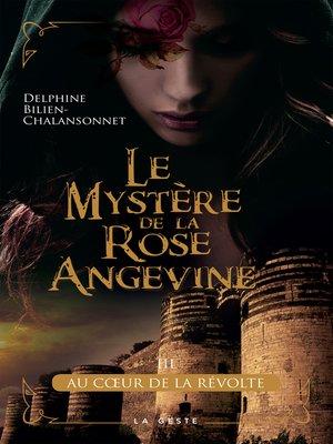 cover image of Au cœur de la révolte