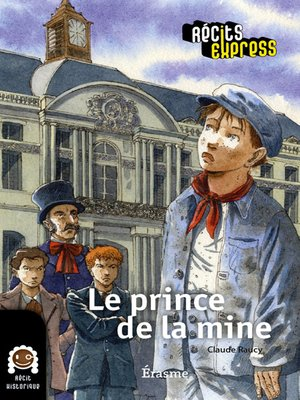 cover image of Le prince de la mine