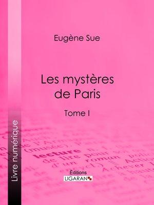 cover image of Les mystères de Paris
