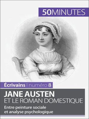 cover image of Jane Austen et le roman domestique