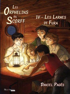 cover image of Les larmes de Fura