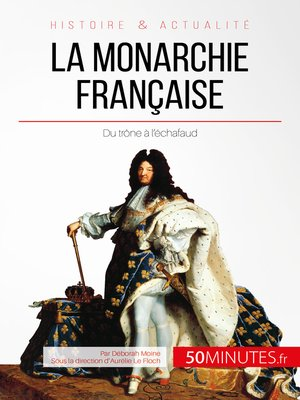 cover image of La monarchie française