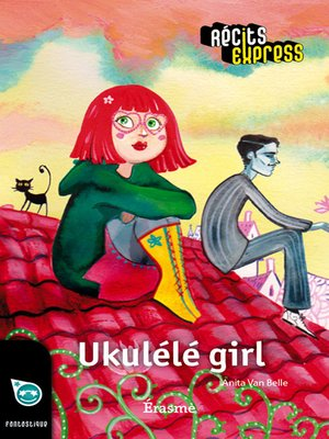 cover image of Ukulélé girl