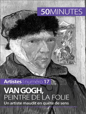 cover image of Van Gogh, peintre de la folie