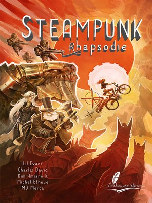 cover image of Steampunk Rhapsodie