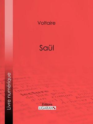 cover image of Saül