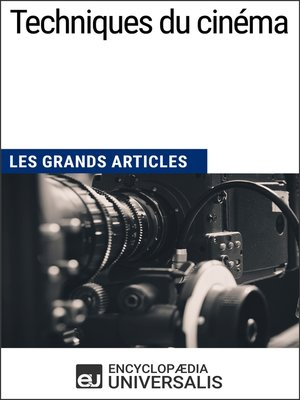 cover image of Techniques du cinéma (Les Grands Articles)