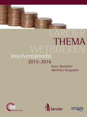 cover image of Insolventierecht