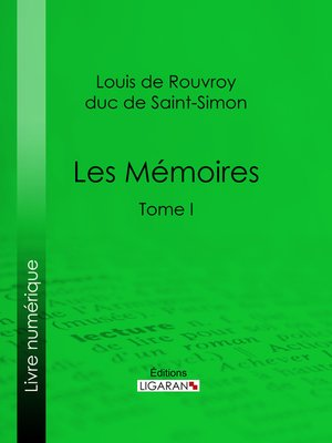 cover image of Les Mémoires