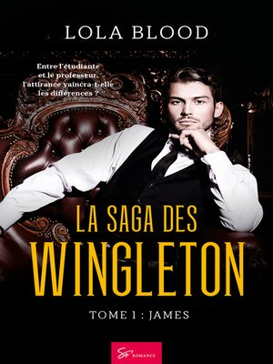cover image of La Saga des Wingleton--Tome 1