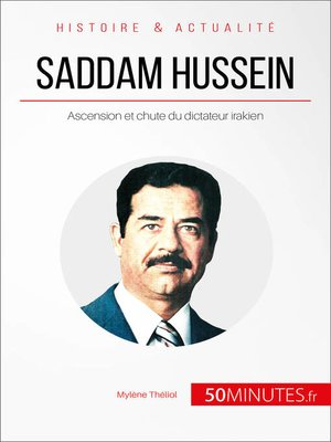 cover image of Saddam Hussein