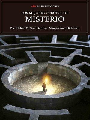 cover image of Los mejores cuentos de Misterio