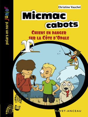 cover image of Micmac cabots
