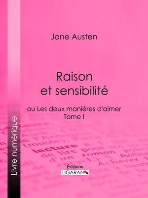 cover image of Raison et sensibilité