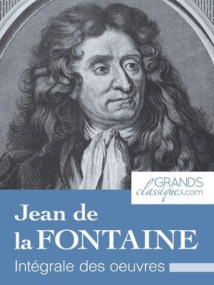 cover image of Jean de la Fontaine