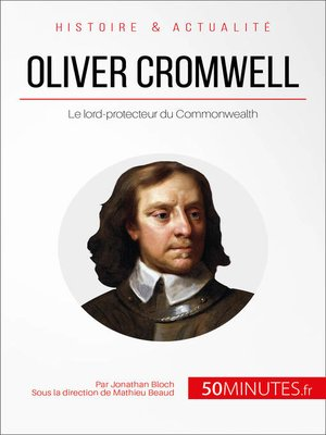 cover image of Oliver Cromwell