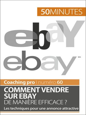 cover image of Comment vendre sur eBay de manière efficace ?