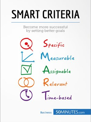 cover image of The SMART Criteria
