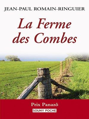 cover image of La Ferme des Combes
