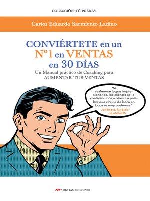 cover image of Conviértete en un nº 1 en ventas en 30 días
