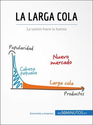cover image of La larga cola